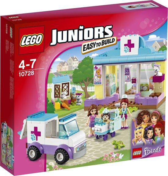 LEGO Juniors Friends Mia's Dierenkliniek - 10728