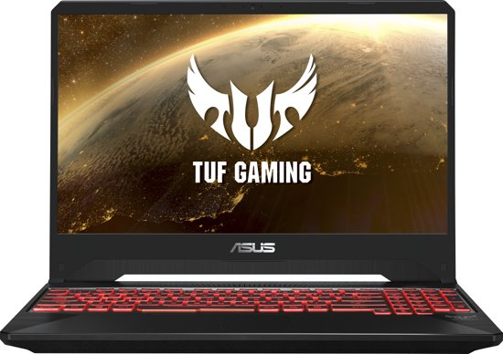 Asus TUF FX505GE-BQ149T - Gaming Laptop - 15.6 Inch