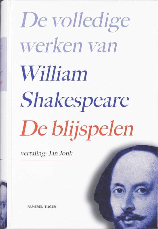 De volledige werken van William Shakespeare 1 De Blijspelen