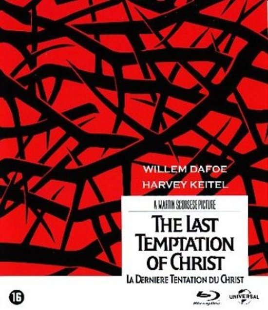 Cover van de film 'Last Temptation Of Christ'