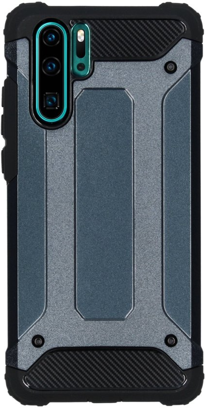 iMoshion Rugged Xtreme Backcover Huawei P30 Pro hoesje - Donkerblauw