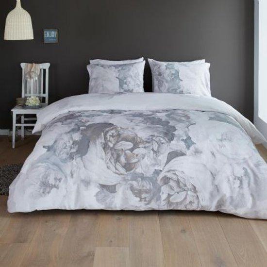 Beddinghouse Rosie Dekbedovertrek - Litsjumeaux - 240x200/220 cm - White