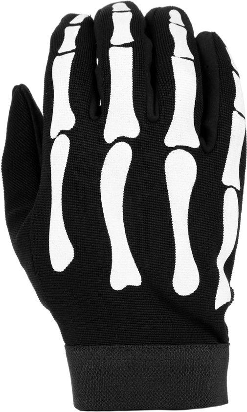 Fostex mechanic handschoen bones zwart