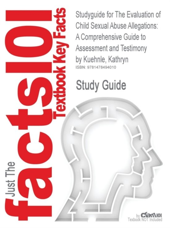 Studyguide for the Evaluation of Child Sexual Abuse Allegations
