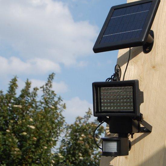Fabulous bol.com | LED Solar buitenlamp 390 Lumen met bewegingssensor TO59