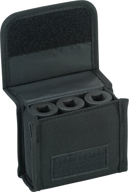 Bosch 3-delige dopsleutelmoffenset
