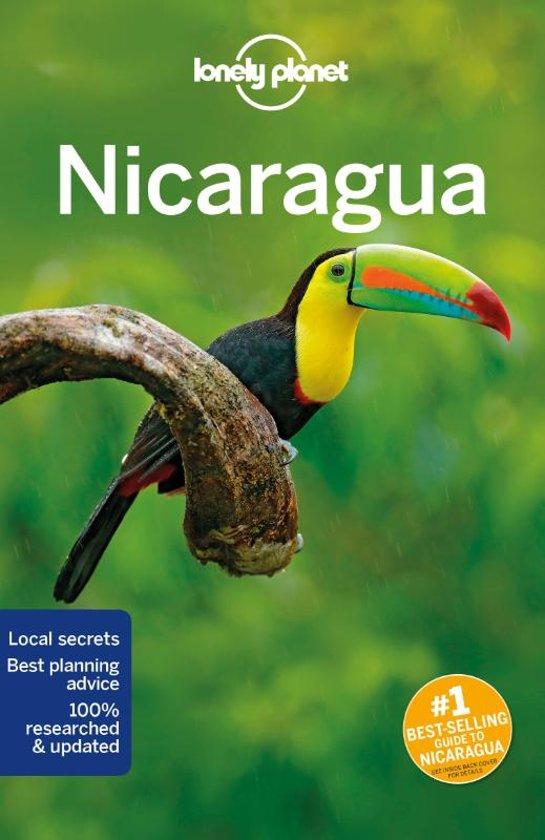 Lonely Planet Reisgids Nicaragua
