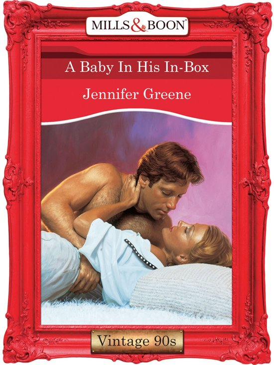 A Baby In His In-Box (Mills & Boon Vintage Desire)