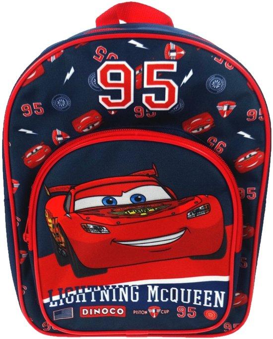 abddddfdde2 bol.com | Disney Cars Rugzak Blauw/rood 31 X 25 X 9 Cm