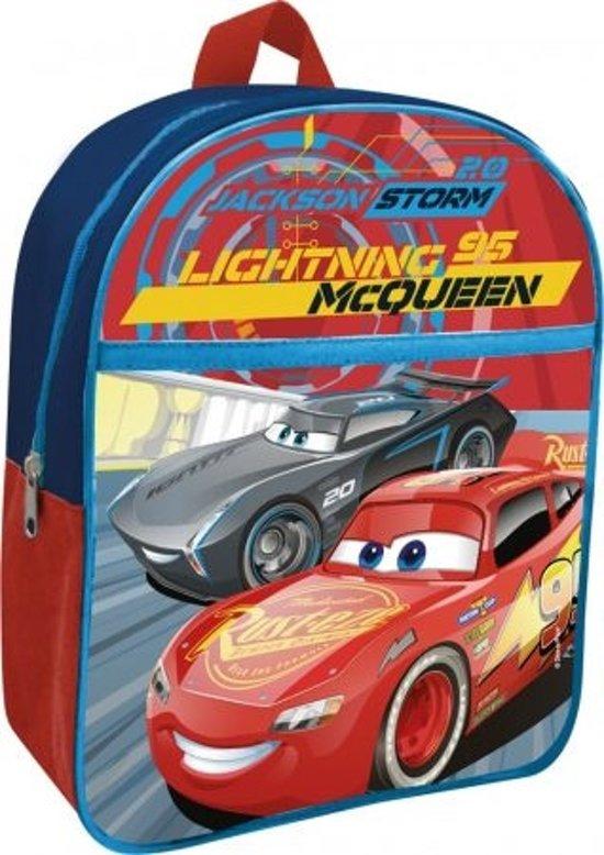 333b89ef9b9 bol.com | Cars rugzak - Bliksem McQueen - 31cm