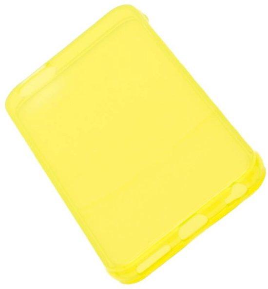 Geel siliconenhoesje iPhone 6 Plus/6s Plus
