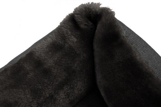 Frankie Kattenmand - Zwart - Binnenmaat ± 40 x 25 cm