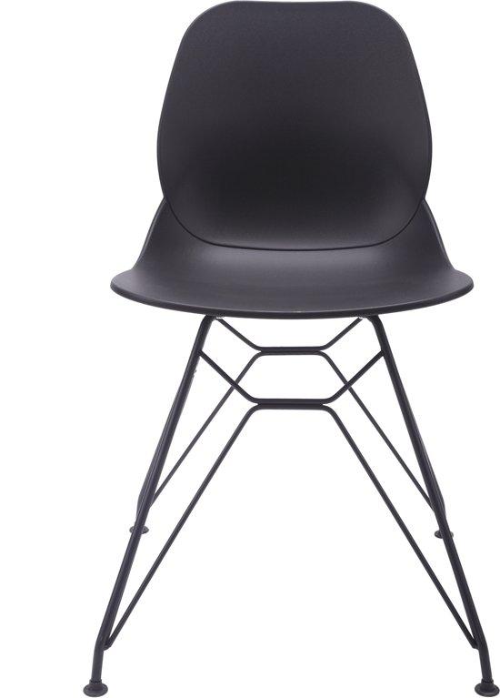 Zhiyi zwart Design stoel