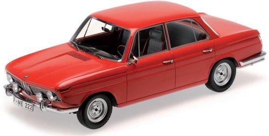 BMW 1800 TI 1965 Red
