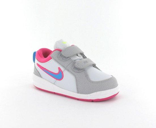 huge selection of 7f462 1845f Nike Pico 4 TDV - Sneakers - Kinderen - Maat 22 - Grijs Roze