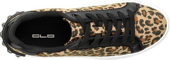 Dames 38 Graceland Maat Leopard Studs Sneakers aqddgTw