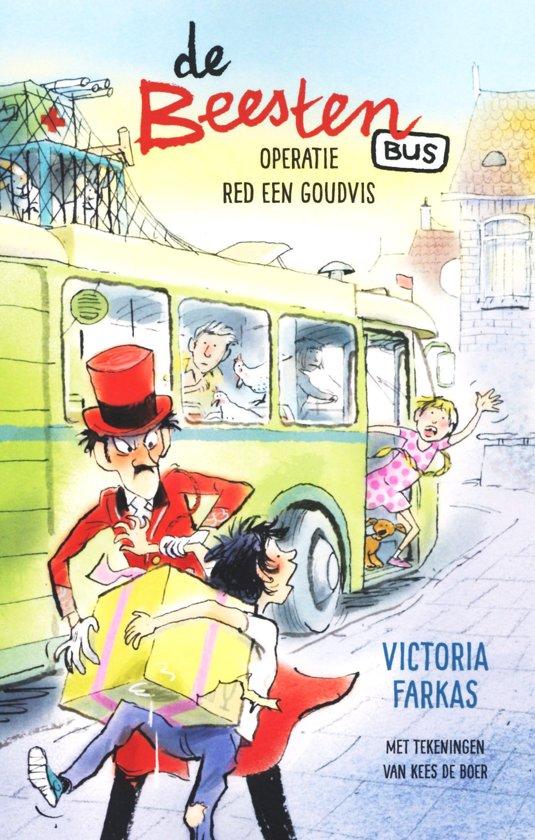 De Beestenbus - Operatie Red een goudvis - Victoria Farkas pdf epub
