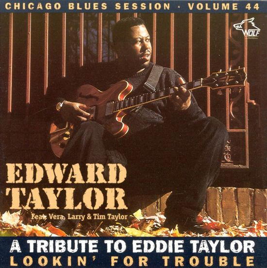 Tribute To Eddie Taylor