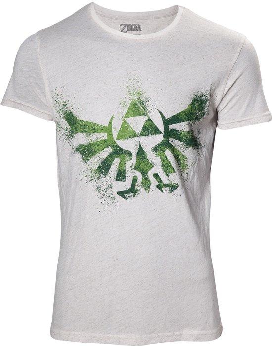 ZELDA - T-Shirt PREMIUM Hyrule Nappy (XXL)