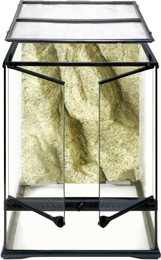 Exo Terra Terrarium Small - Transparant - 45 x 45 x 60cm
