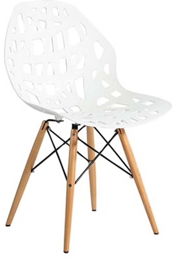 DS4U Beech forest - design stoel - wit