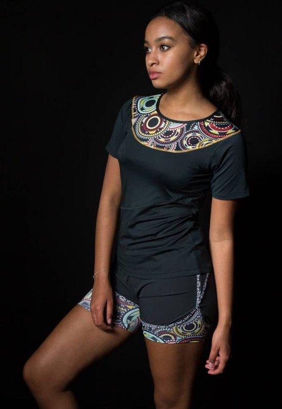 ZURI sport shirt / Maat L