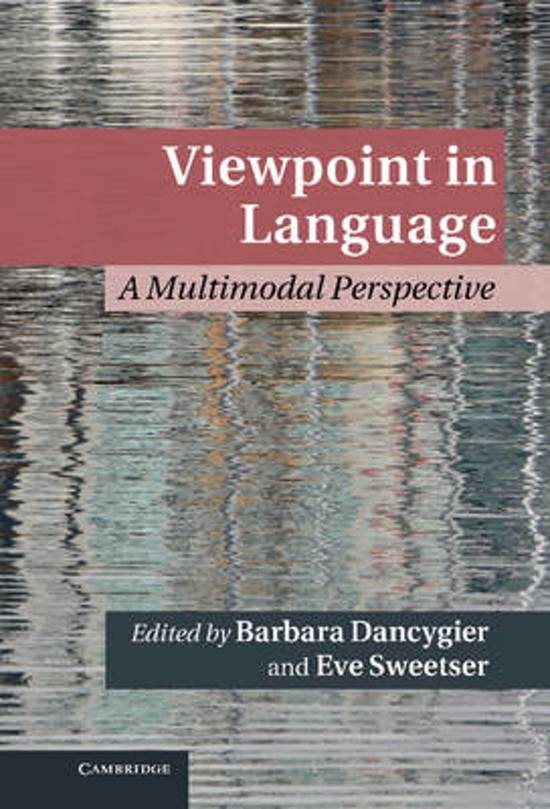 an introduction to the analysis of the viewpoint in literature Traditional viewpoint in management a viewpoint in literature is the point of view from management which include systematic and scientific analysis.