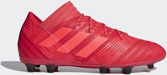 Adidas - Nemeziz 17,2 Soccer Fg - Unisexe - Chaussures - Blanc - 44