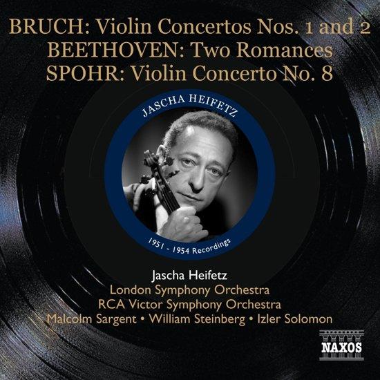 Heifetz: Violin Concertos