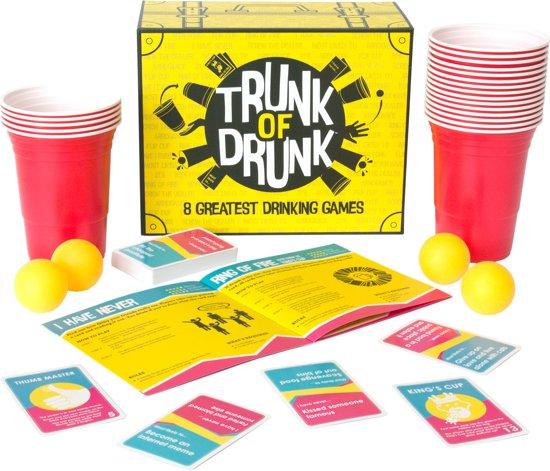 Trunk of Drunk drankspellen