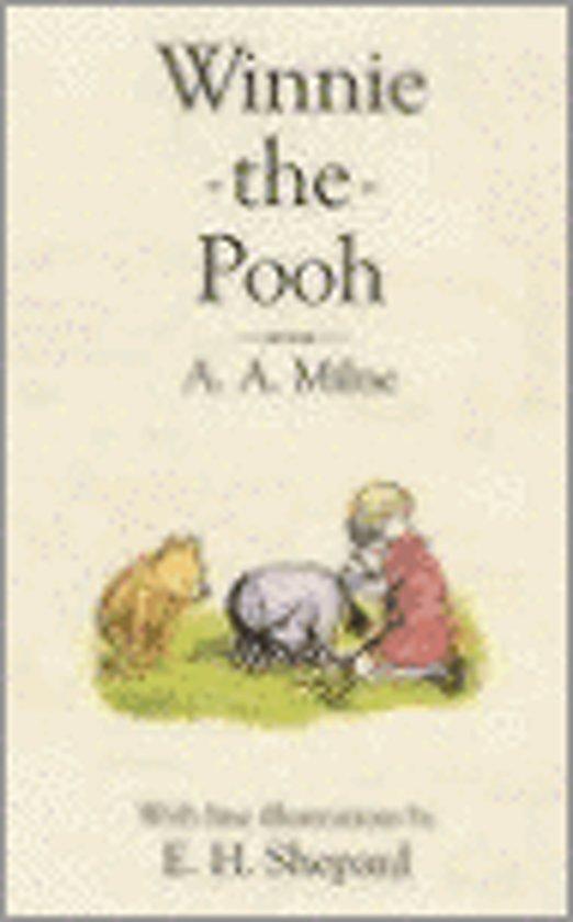 Boek cover Winnie the Pooh van Glyn Robbins (Paperback)