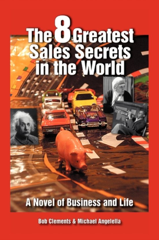 The 8 Greatest Sales Secrets In The World