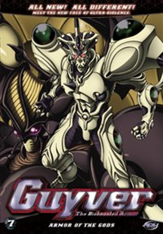 Guyver: Bioboosted  Armour - Vol. 7