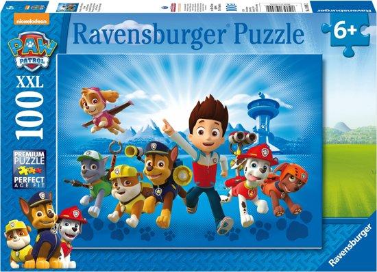 Ravensburger puzzel Paw Patrol. De ploeg Paw Patrol - Legpuzzel - 100 stukjes