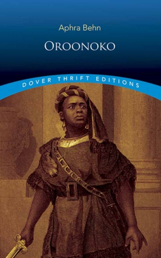 a review of oroonoko by aphra behn