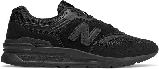 New Balance 997 Sneaker Sneakers Maat 41.5 Mannen zwart