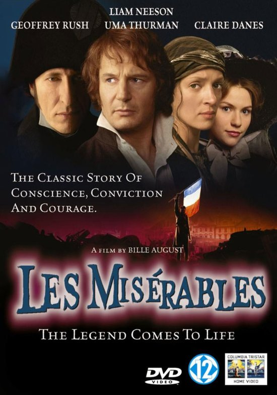 Bolcom Les Miserables Dvd Liam Neeson Dvds