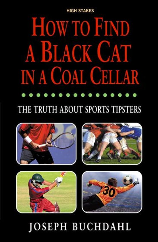 How To Find A Black Cat In A Coal Cellar Joe Buchdahl