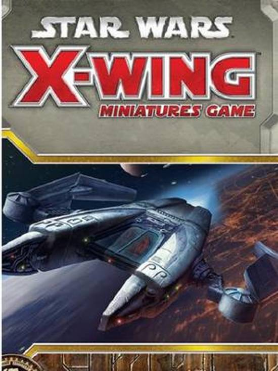 Afbeelding van het spel Star Wars X-wing IG-2000 Expansion Pack - Uitbreiding - Bordspel