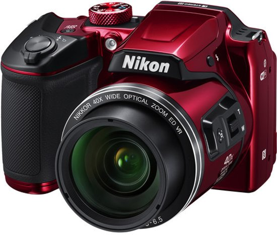 Nikon COOLPIX B500 - Rood in Urmond