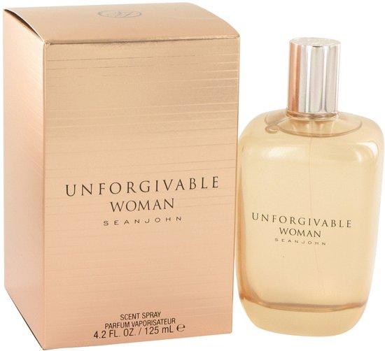 Sean John Unforgivable Woman - 125 ml - Eau de parfum