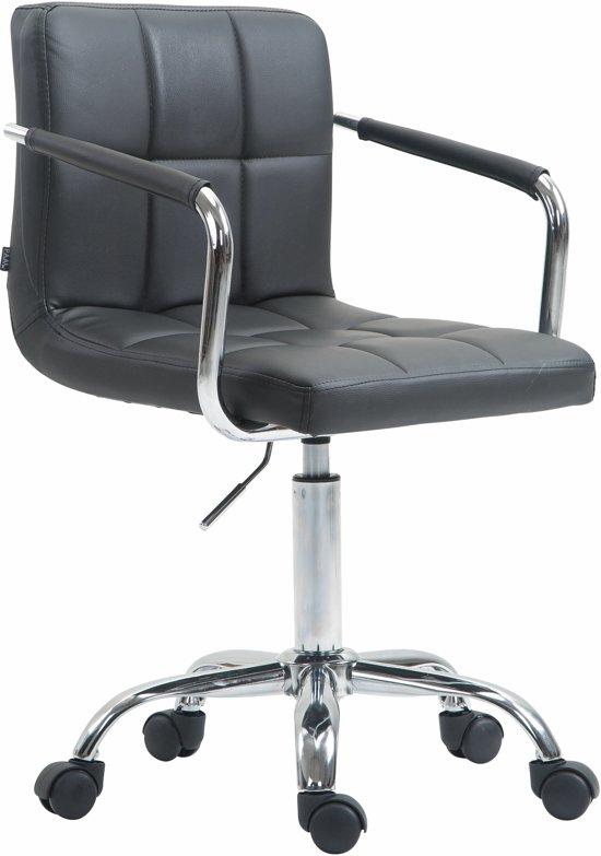 Clp Lucy V2 - Bureaustoel - Kunstleer - Grijs