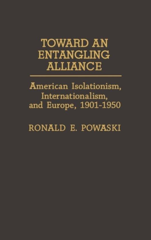 Toward an Entangling Alliance