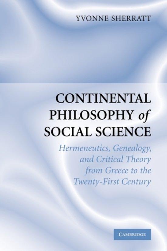 an introduction to the analysis of hermeneutics