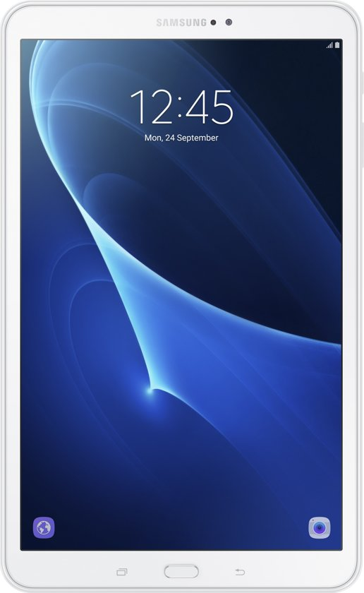 Samsung Galaxy Tab A 10.1 (2016) -  WiFi - 16GB - Wit