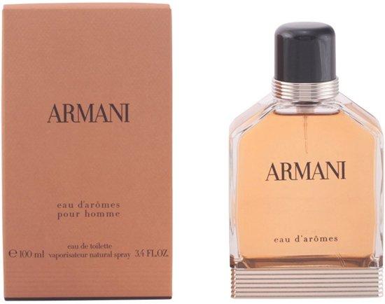 Armani Eau d'Arômes 100 ml - Eau de Toilette - Herenparfum