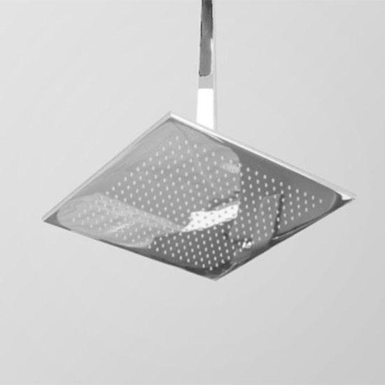 Bol Com Regendouche Brauer Nurnberg Plafond 50cm Vierkant Chroom
