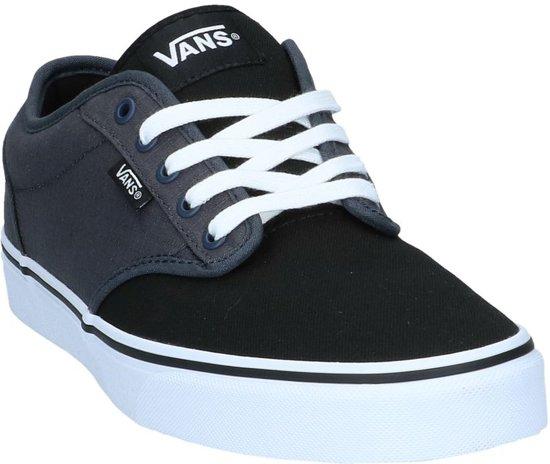 Vans Atwood Sneakers Heren Maat 40,5 (Ripstop) BlackEbony