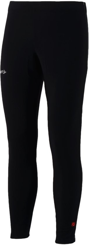 Craft Thermo Tight  Sportbroek - Maat L  - Unisex - zwart