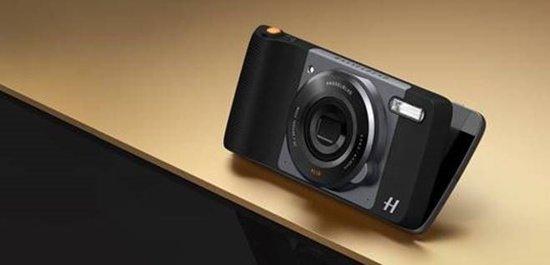 Moto Z Hasselblad True zoom camera